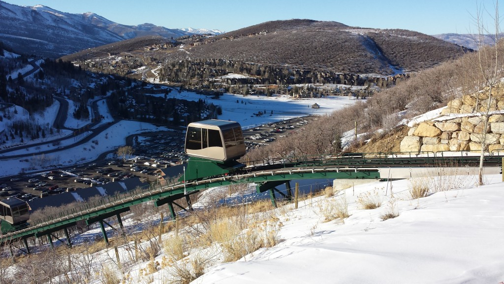 Atop St. Regis in Park City