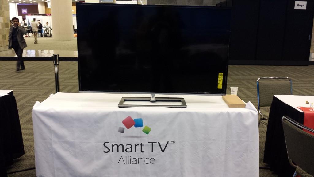 Software for SmartTVs